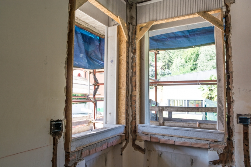 Controtelai libra con cassonetto coprirullo integrato - Controtelai per finestre ...