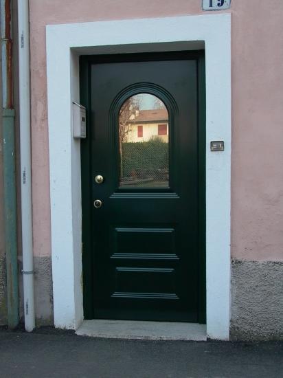 I nostri blindati calastrucci falegnameria artigianale - Porte scorrevoli blindate ...