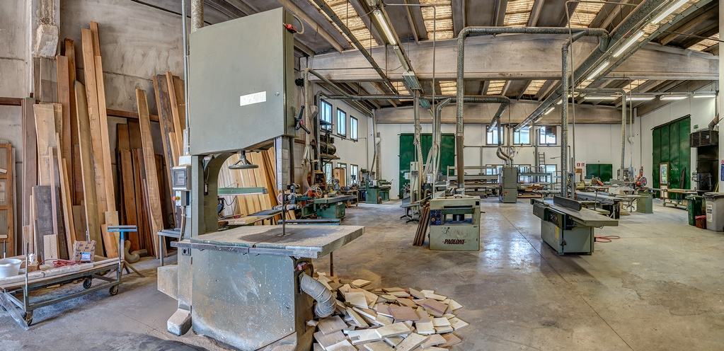 falegnameria laboratorio Calastrucci