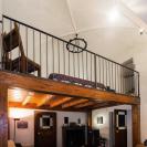 soppalco torre prendiparte legno rustico